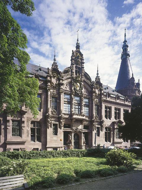 جامعة هايدلبيرغ Ruprecht-Karls-Universität Heidelberg