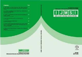 IJMSI - Iranian Journal of Mathematical Sciences and Informatics