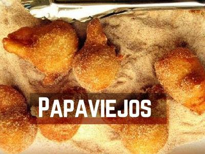 Los Papaviejos, receta para hacer este postre de la Alpujarra de Tradición morisca.