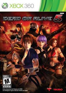 Dead or Alive 5 (X-BOX360) 2012