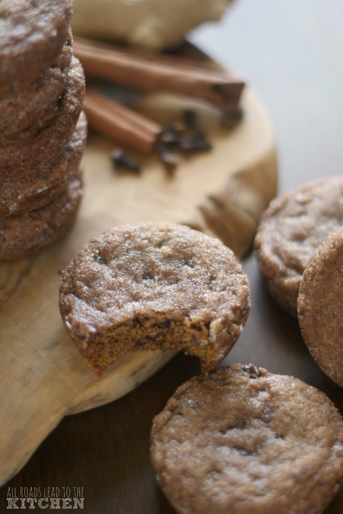 Double-Ginger Molasses Cookies