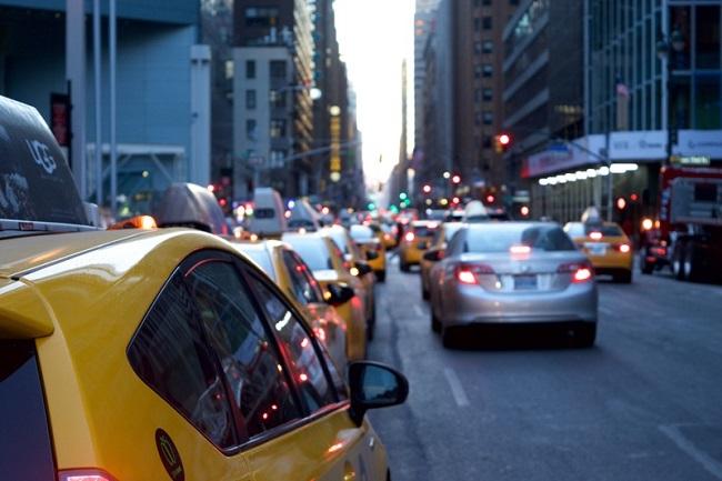 traffic, road, city traffic