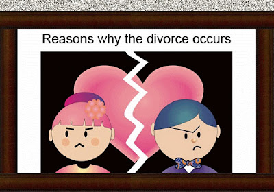 Reasons divorce occurs