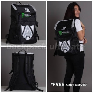 Gaming bag - Tas Gaming ULTIMATE Backpack - Alliance