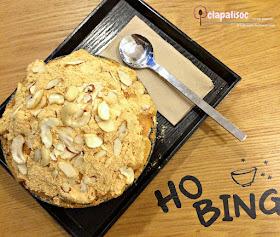 Injeolmi Bingsu from Hobing