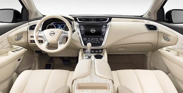 2017 Nissan Murano Redesign