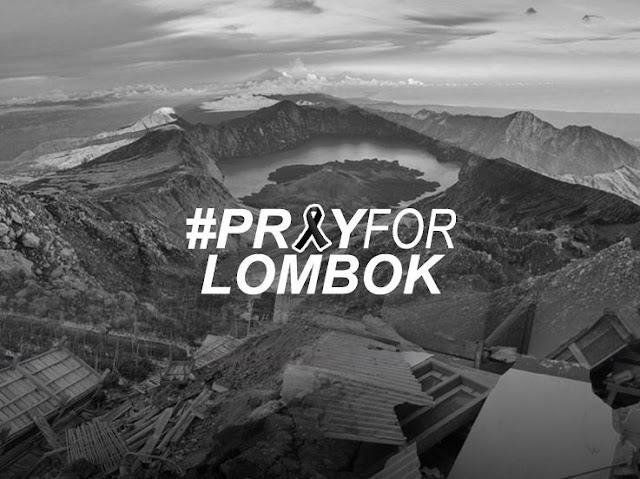 Pesan Kemanusiaan Dari Lombok