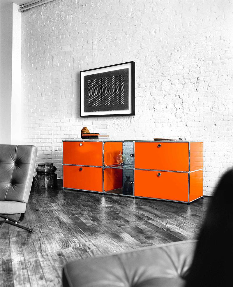 Arkitektura Dedica Una Exposici N Al Sistema Modular Usm  # Muebles Pombo Federico Tapia