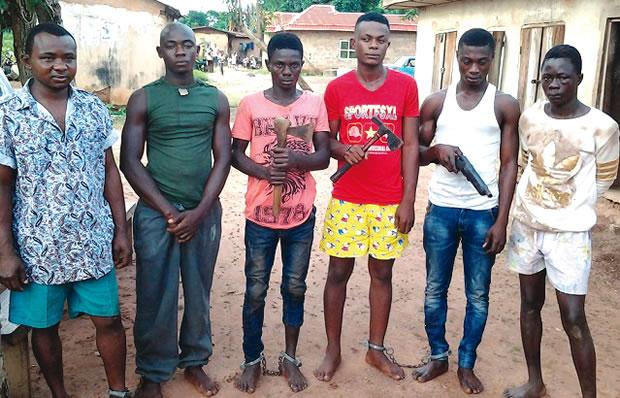 notorious robbers enugu