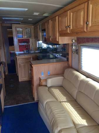 Used Rvs Airstream Skydeck For Rent For Nascar For Sale By
