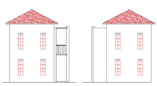 Konsep Desain Rumah 2 Lantai di Lahan Sempit