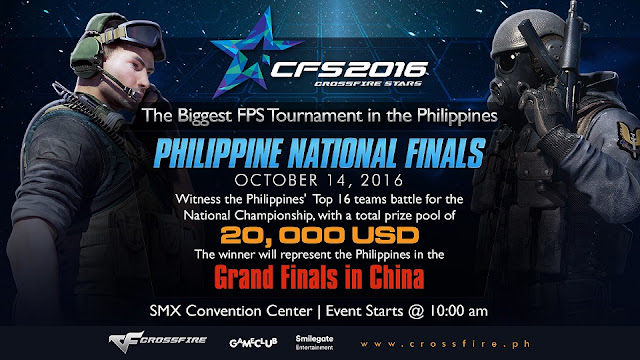 CFS2016 Philippine National Finals
