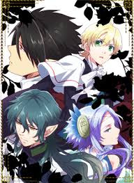 Makai Ouji: Devils and Realist - Anime Makai Ouji: Devils and Realist 2013 Poster