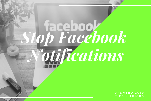 Turn Off Push Notifications Facebook<br/>