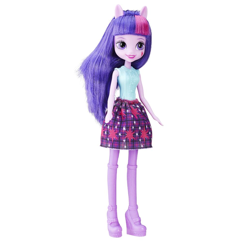 Кукла эквестрия герлз искорка с кодом