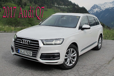 2017 Audi Q7 First Drive, A Huge Leap Forward, Yet Pleasantly Familiar - Otomotif Review