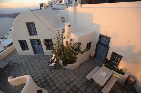 Kapari Natural resort in Imerovigli #Santorini.