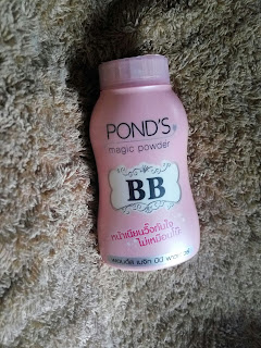 Pond's magic bb powder