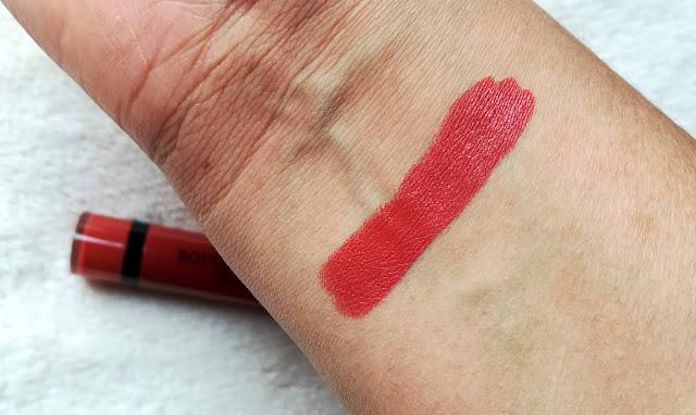 Velvet the Lipstick Bourjois / Grande Roux