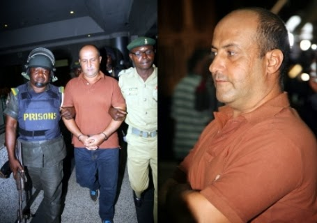 lebanese man jailed for life nigeria