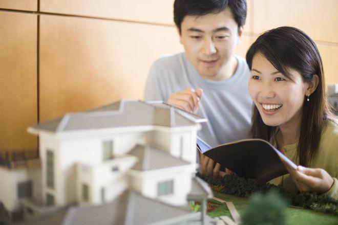 Dự án chung cư 2 tỷ đồng tại Hà Nội