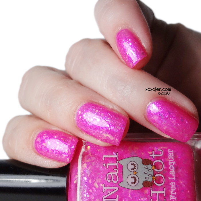 xoxoJen's swatch of Nail Hoot Golden Mask Dynasty