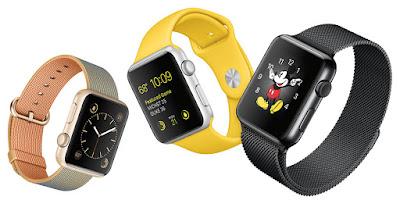 Aplikasi Kesehatan Apple Watch