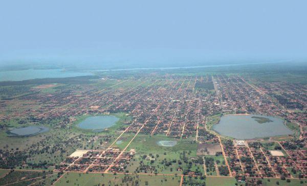 Três Lagoas é a décima sexta maior cidade do Centro-Oeste