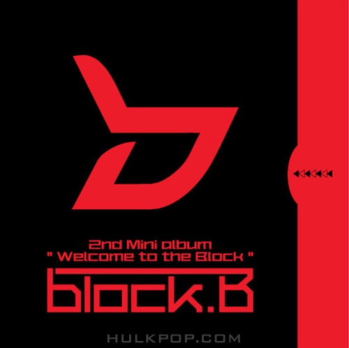 Block B – Welcome To The BLOCK – EP (ITUNES PLUS AAC M4A)