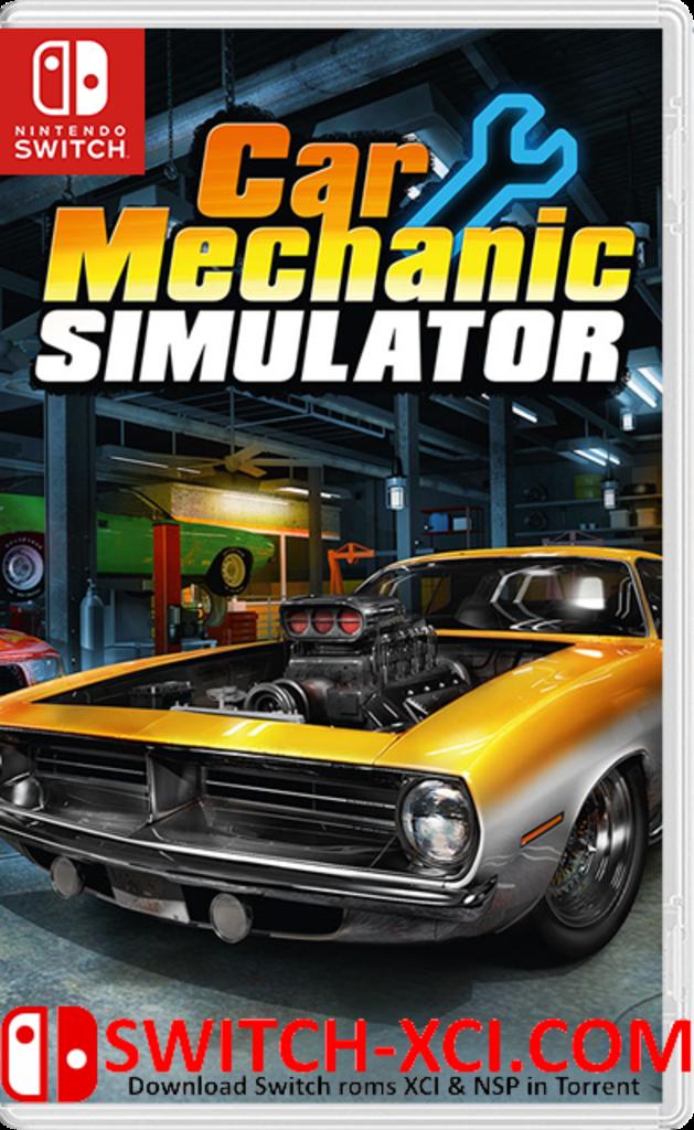 Car Mechanic Simulator Switch NSP - Switch-xci com