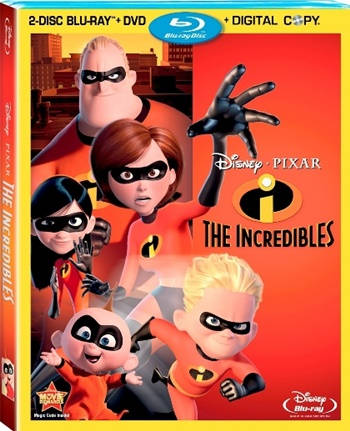 Los Increibles (2004) HD 1080p Latino