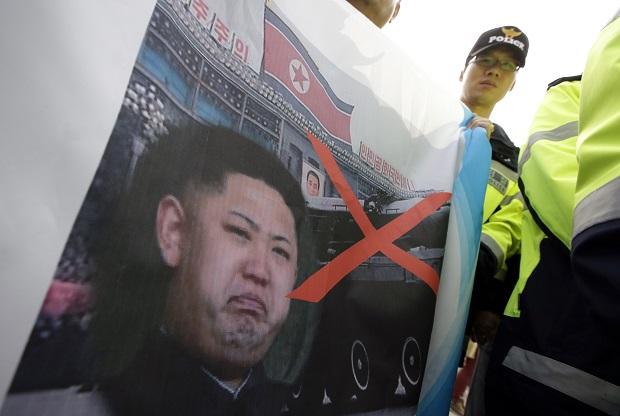 Coreia do Norte condena à morte ex-presidente do Sul