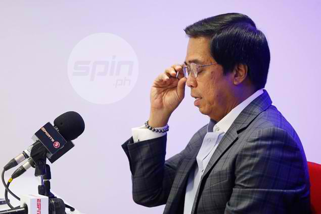 List of Rumored 7 PBA teams who wanted to oust Narvasa