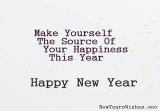 simple happy new year wishes