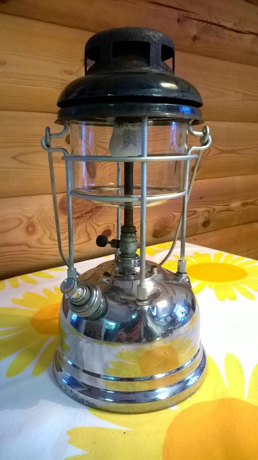 Tilley Lamppu