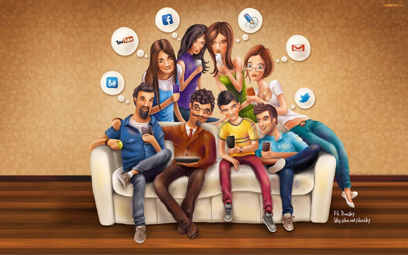 Social Networking i | Tugas STI
