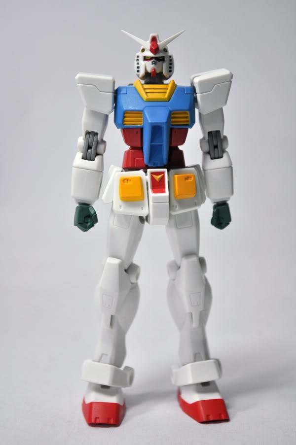 Robot Damashii Rx 78 2 Gundam Review