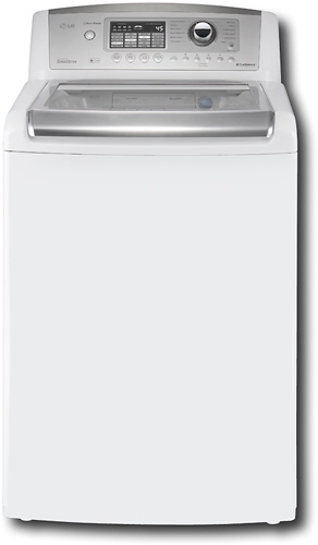 Fixed Appliance Lg Frontload Washer Le Displayed