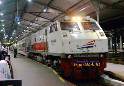 kereta api ekonomi terbaru