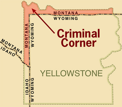 Lost States: Criminal Corner - Another spot for the perfect crime?