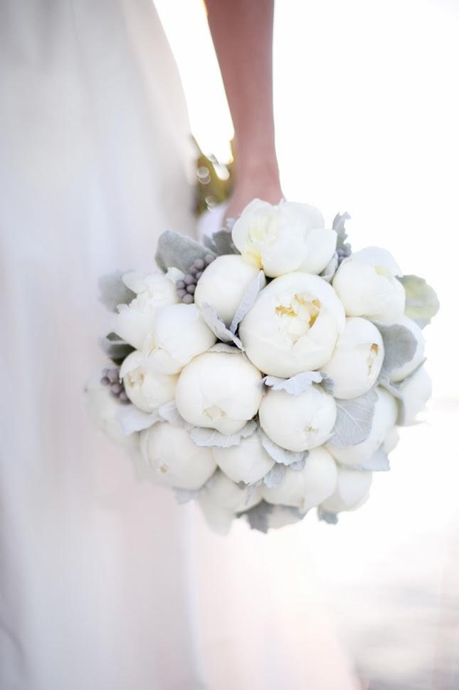 Lush Peonies For Weddings