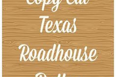 Copy Cat Texas RoadHouse Butter Recipe