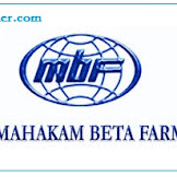 Lowongan Kerja Terbaru PT.MAHAKAM BETA FARMA 2016