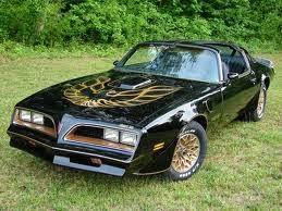 1977 Pontiac Trans Am SE - Film Smokey and The Bandit