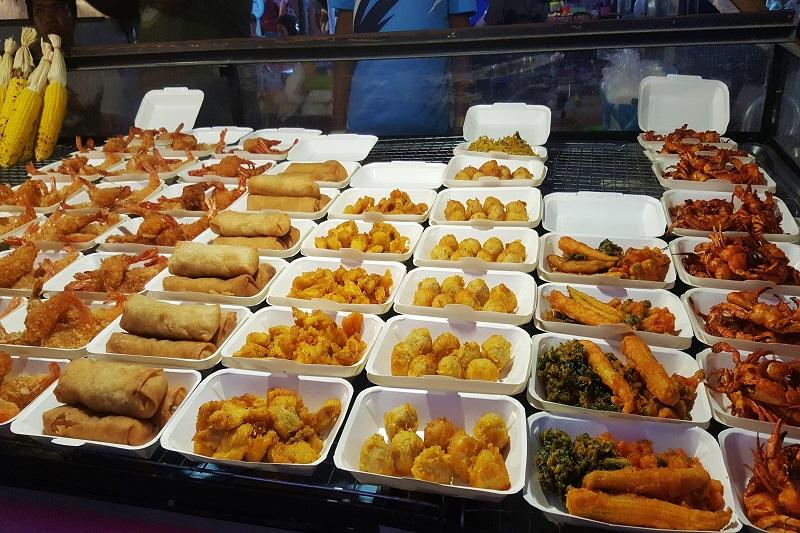 Food Market Thailand Essen