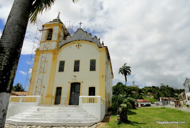 Igreja da Conceição, Laranjeiras - Sergipe