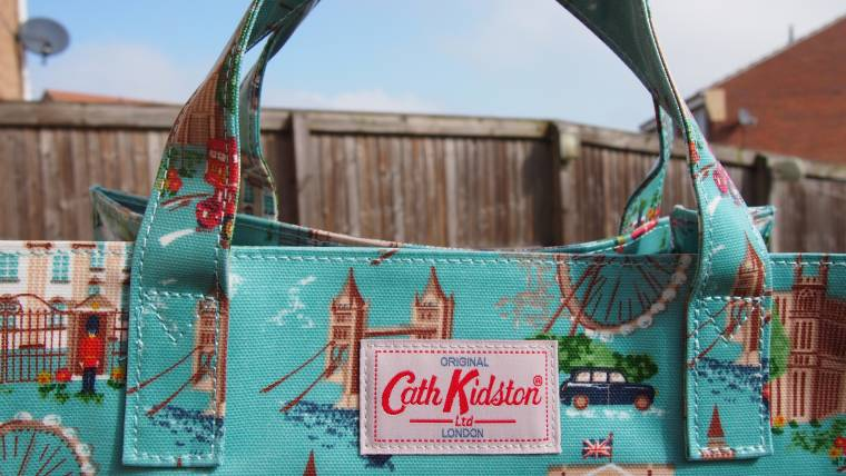 Another Cath Kidston Bag For A Day Out In London