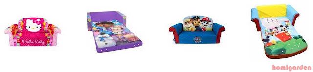 Fabric Materials Guide for Choosing Kids Sleeper Sofa