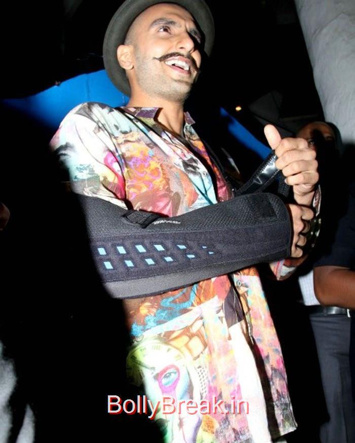 Ranveer Singh, Celebs At Deepika Padukone's Piku Grand Success Bash Photo Gallery