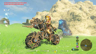 Hyrule blog the zelda blog - How do you get the master cycle zero ...